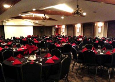 Forge Valley Event Center | Hendersonville, Brevard, Asheville | interior event area