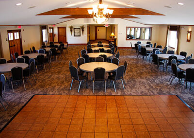 Forge Valley Event Center | Hendersonville, Brevard, Asheville | indoor event area